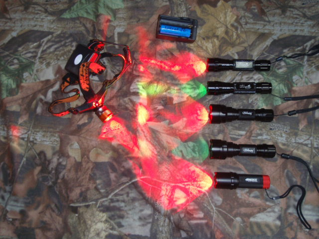 LED Predator Hunting Lights
