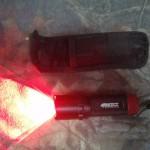 Noxx Red Dagger