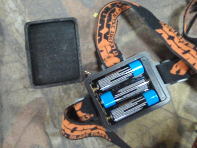 Noxx Xplorer Batteries