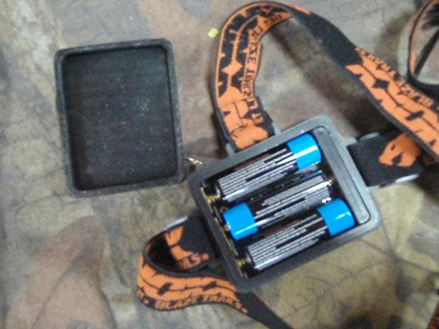 Noxx Xplorer Batteries