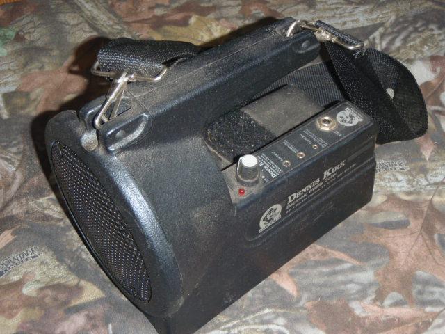 Dennis Kirk Cassette Caller