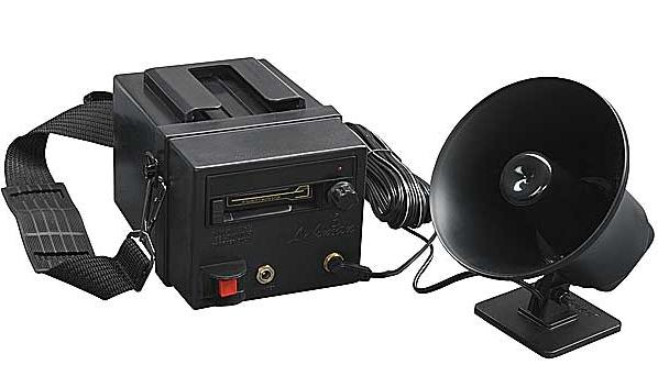 Lohman Cassette Game Caller